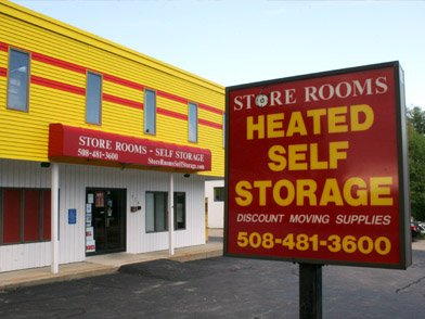 Store Rooms Self Storage Facility